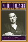 A Muriel Rukeyser Reader - Jan Heller Levi, Muriel Rukeyser