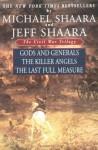 The Civil War Trilogy: Gods and Generals / The Killer Angels / The Last Full Measure - Michael Shaara, Jeff Shaara