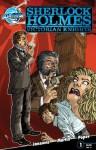 Sherlock Holmes: Victorian Knights #1 - Ken Janssens
