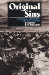 Original Sins: Reflections on the History of Zionism and Israel / - Benjamin Beit-Hallahmi