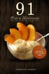 Paleo Dessert Recipes: 91 Easy and Delicious Paleo Dessert Recipes - Jennifer Harris