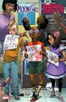 Moon Girl and Devil Dinosaur (2015-) #5 - Amy Reeder, Brandon Montclare, Amy Reeder, Natacha Bustos