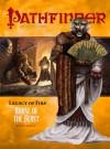 "Pathfinder Adventure Path #20: ""House of the Beast"" - Elaine Cunningham, Steve Kenson, Wolfgang Baur, Sean K. Reynolds, Tim Hitchcock, Adam Daigle, Rob Manning, Robert McCreary"
