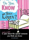 Do You Know Your Lover? - Pat Robinson