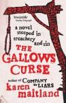 The Gallows Curse - Karen Maitland
