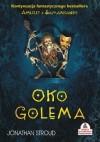 Oko Golema - Jonathan Stroud, Maciej Nowak-Kreyer