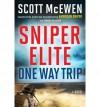 [ Sniper Elite: One-Way Trip McEwen, Scott ( Author ) ] { Hardcover } 2013 - Scott McEwen
