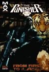 From First to Last (Punisher Max) - Garth Ennis, John Severin, Richard Corben