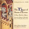 The Hours Of Jeanne D'evreux: A Prayer Book For A Queen - Barbara Drake Boehm