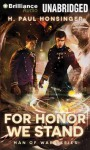 For Honor We Stand - H. Paul Honsinger, Ray Chase
