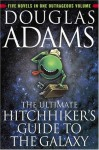 The Ultimate Hitchhiker's Guide to the Galaxy (Hitchhiker's Guide, #1-5) - Douglas Adams