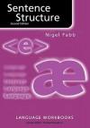 Sentence Structure - Nigel Fabb, Richard Hudson