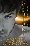 Venturi Part Three: Alien Romance (Crashlander) - Annie Nicholas