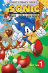 Sonic the Hedgehog: Legacy Vol. 1 - Sonic Scribes, Patrick Spaziante, Sonic Scribes