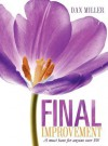 Final Improvement - Dan Miller