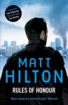 Rules of Honour - Matt Hilton