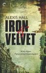 Iron & Velvet (Kate Kane, Paranormal Investigator #1) - Alexis Hall