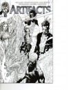 Artifacts #1K Sketch Cover (2nd Print - Wrap Around Cover, Vol. 1) - Ron Marz, Michael Broussard