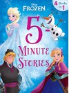 Frozen: 5-Minute Frozen Stories: 4 books in 1 (Disney Storybook (eBook)) - Disney Book Group, Disney Storybook Art Team