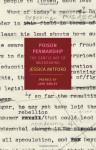 Poison Penmanship: The Gentle Art of Muckraking - Jessica Mitford, Carl Bernstein