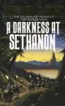 A Darkness At Sethanon (The Riftwar Saga #4) - Raymond E. Feist