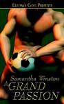 A Grand Passion - Samantha Winston