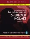 The Adventures of Sherlock Holmes: No. 5 & 6 - Edward Hardwicke, Arthur Conan Doyle