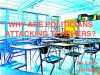 WHY ARE POLITICIANS ATTACKING TEACHERS? - Lars Jensen