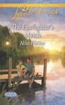 The Firefighter's Match - Allie Pleiter