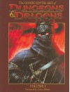 The Comic Cover Art of Dungeons & Dragons, Volume 1 - R.A. Salvatore, Tim Seeley, Todd Lockwood