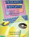 Research Reports Middle & High - Helen Sullivan