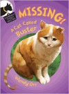 MISSING! A Cat Called Buster - Wendy Orr, Susan Boase