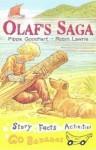 Olaf's Saga (Yellow Go Bananas) - Pippa Goodhart, Robin Lawrie