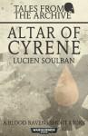 Altar of Cyrene - Lucien Soulban