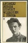 Utwory Wierszem i Prozą - Andrzej Bursa