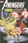Avengers: Vision and the Scarlet Witch: A Year in the Life - Steve Englehart, Al Milgrom, Richard Howell