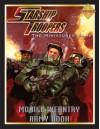 Starship Troopers: The Mobile Infantry Army Book - Matthew Sprange, Matt Keefe