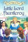 Little Lord Fauntleroy Book and Charm - Frances Hodgson Burnett