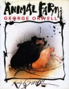 Animal Farm: A Fairy Story - Ralph Steadman, George Orwell