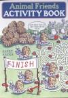 Animal Friends Activity Book - Janet Sacks