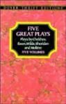 Five Great Plays: Plays by Chekov, Ibsen, Wilde, Sheridan and Moliere (Box Set) - Dover Publications Inc., Molière, Anton Chekhov, Oscar Wilde, Henrik Ibsen, Richard Brinsley Sheridan