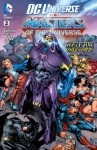DC Universe vs The Masters of the Universe (2013) #2 - Keith Giffen, Dexter Soy