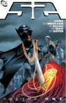 52, Vol. 1 - Geoff Johns, Grant Morrison, Greg Rucka, Mark Waid, Keith Giffen, Eddy Barrows, Chris Batista, Joe Bennett, Ken Lashley, Shawn Moll, Todd Nauck