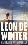 Het recht op terugkeer - Leon de Winter