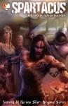 Spartacus - Blood & Sand : Graphic Novel - Steven DeKnight, Adam Archer