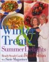 Winter Treats & Summer Delights - Fern Britton, Susie Magasiner