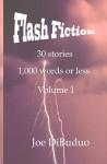 Flash Fiction 30 Stories 1,000 Words or Less Volume 1 - Joe DiBuduo