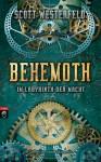 Behemoth - Im Labyrinth Der Macht - Scott Westerfeld, Keith Thompson, Andreas Helweg