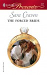 The Forced Bride - Sara Craven