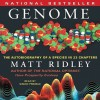 Genome: The Autobiography of a Species In 23 Chapters (Audio) - Matt Ridley, Simon Prebble